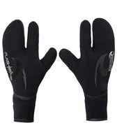 Rip Curl Men's Flash Bomb 5/3mm 3 Finger Glove