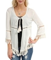 Billabong Always in the Sun Woven Cardigan
