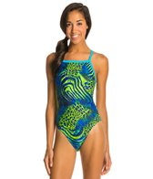 Waterpro Instinct Thin Strap One Piece Swimsuit