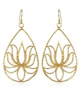 satya-jewelry-teardrop-lotus-earrings