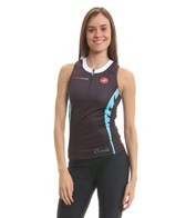 Castelli Women's Body Paint Tri Singlet