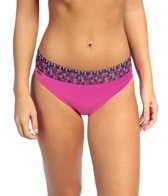 lole-mojito-lulua-solidate-blue-high-waist-bikini-bottom