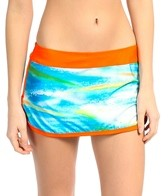 next-tranquil-waters-lotus-skort-bottom