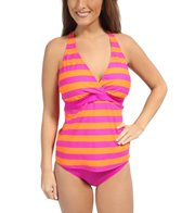 Next Lined Up Super Woman D Cup Tankini Top