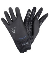 Xcel Men's 5MM Drylock 5 Finger Glove