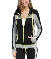 Trina Turk Track Set Hooded Jacket