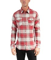 Lost Men's Duffy Long Sleeve Shirt