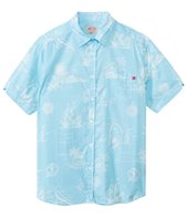 Lost Men's Island Sandwich Short Sleeve Shirt