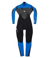 Quiksilver Boys' 3/2MM Syncro Chest Zip GPS Fullsuit