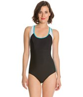 Reebok Mesh Mode T Back One Piece