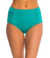 Jantzen Signature Swimwear Solid High Waist Bikini Bottom