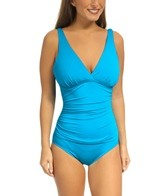 Jantzen Solid C/D Cup Gathered Maillot