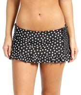 jantzen-lady-dot-shirred-swim-skirted-bikini-bottom