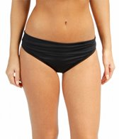 jantzen-solid-shirred-waisted-bottom
