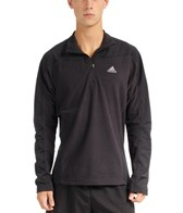 Adidas Men's HT 1SD Fleece Running Half Zip