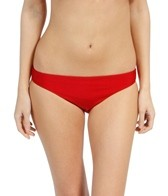 Luxe by Lisa Vogel Premiere Solid Beach Bikini Bottom