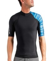Under Armour Men's Greyton S/S Rashguard