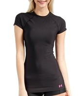 Under Armour Women's Coldblack S/S Rashguard