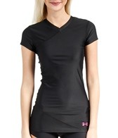 Under Armour Women's Q-Lightful S/S Rashguard