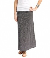Roxy All the Way Maxi Skirt