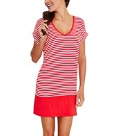 Jag Bel-Air Stripe Pull On Dress