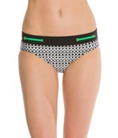 Jag Swimwear Neo Tribal De Loop Retro Bikini Bottom