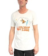 Billabong Men's Andy Davis Wipe Out S/S Tee