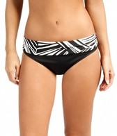 Sunsets River Bend Banded Bikini Bottom