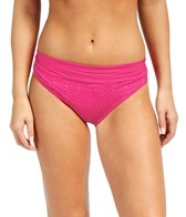 Swim Systems Dreamcatcher Azalea Banded Bikini Bottom