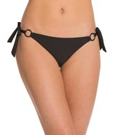 Swim Systems Onyx Ring Tie Side Bikini Bottom