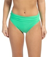 Swim Systems Mint Convertible Roll Up-Down Bikini Bottom