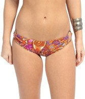 Swim Systems Bali Batik Ring Side Hipster Bikini Bottom