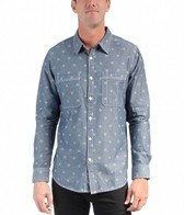 Quiksilver Men's Range Life Long Sleeve Shirt
