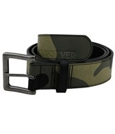 Quiksilver Men's Filter Belt