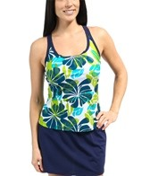 Waterpro Tropic Breeze Double Strap Tankini Top