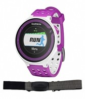 Garmin Forerunner 220 Heart Rate Monitor Bundle
