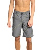 Adidas Men's S Stripe Crossover 21 Boardshort