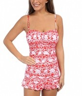 Kenneth Cole On Island Time Swim Dress