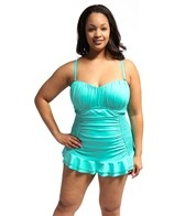 kenneth-cole-ruffle-licious-plus-size-bandeau-swim-dress