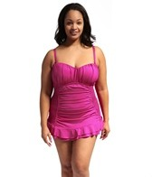 kenneth-cole-ruffle-licious-plus-size-bandeau-swim-dress