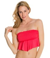 kenneth-cole-ruffle-licious-smocked-tankini-top