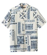 Quiksilver Waterman's La Poloma Short Sleeve Shirt