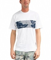 Quiksilver Waterman's Channel S/S Tee