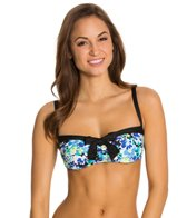 Beach House Swimwear Clearwater Floral Underwire Bra Bikini Top
