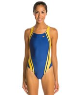Speedo Quantum Spliced Super Proback One Piece Swimsuit