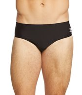 Speedo Solid Endurance + Brief Swimsuit