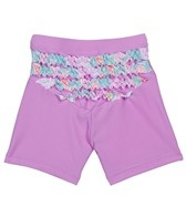 Sun Emporium Girls' Rash Short with Frill (6mos-3yrs)