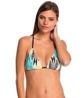 Volcom Beat Street Printed Triangle Top