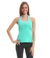 Moxie Cycling Women's T-Back Solid Tank