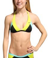 Nike Beach Bondi Block Halter Bra Top